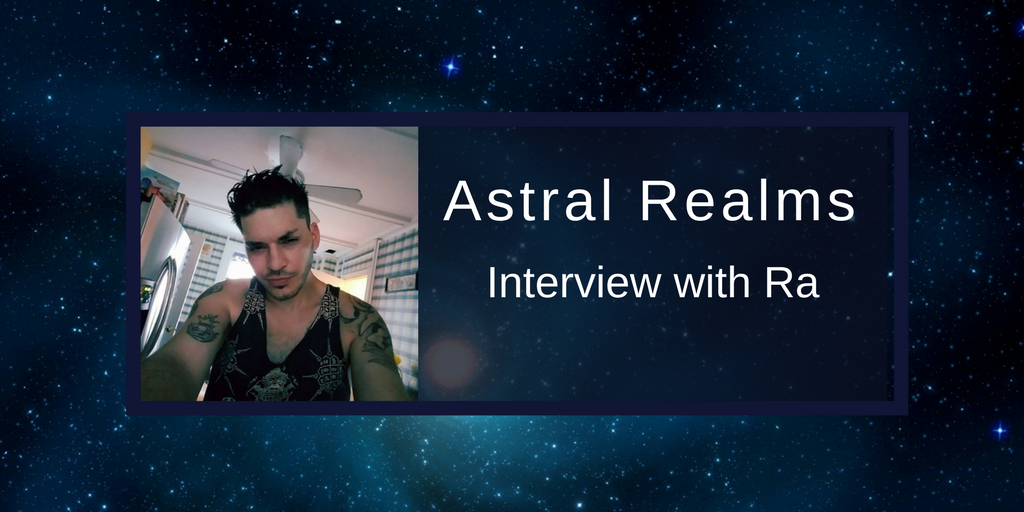 Radio Wasteland #44 The Astral Plane with RA Castaldo
